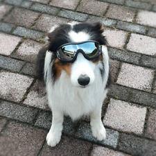 Pet Waterproof Sunglasses Adjustable Medium Large Dog Anti-UV Windproof Eyewear