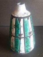 Vintage Midcentury Vase @ Strehla - DDR @ Keramik wohl 60er Jahre
