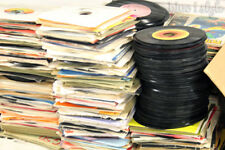 """50 plus RECORDS 45'S 7"""" VG to EX CONDITION-70s to 90s. Pop rock dance"""