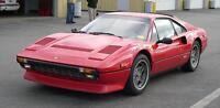 Ferrari 308/GT4 and 328 Workshop Service Repair Manual