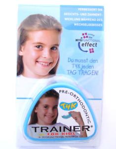 T4K Kid Alignment Braces Children Dental Tooth Orthodontic Appliance Trainer OEM