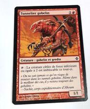carte magic the gathering mtg - tunnelier gobelin - l'ascension des eldrazi