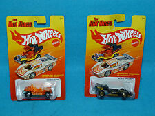 HotWheels THE HOT ONES EL REY SPECIAL + MEYERS MANX NEW