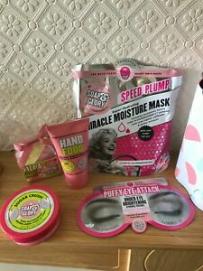 BNITin - SOAP & GLORY 'Sugar Crush' 5 x Item Collec-Tin Gift Set