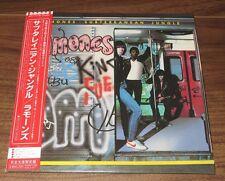 THE RAMONES Japan PROMO card sleeve CD mini LP MORE LISTED Subterranean Jungle