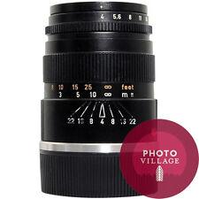 Leica M 90mm f/4.0 Elmar-C Film Digital Rangefinder Lens -- USED