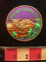 Vtg GRAND CANYON Arizona Patch - A National Park In AZ 70MM