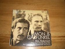 "Simon & Garfunkel-mrs robinson.7"" ep australian"