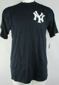 New York Yankees MLB #99 Aaron Judge Majestic Men's Big & Tall T-Shirt