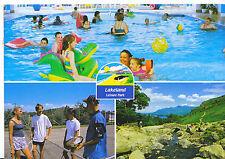 Cumbria Postcard - Views of Lakeland Leisure Park - Flookburgh    LC6030