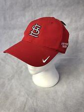 St. Louis Cardinals season ticket holder golf nike dri-fit hat