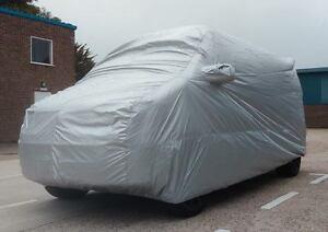 Coverzone Voyager Outdoor Van Cover (Suits Volkswagen T4/T5  SWB)