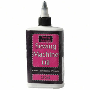 Rapide Sewing Machine Oil Cleans Lubricates & Protects Multi Purpose 120ml
