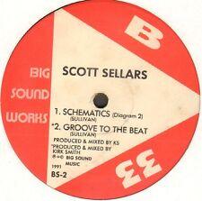 Scott Sellars – Schematics - Big Sound Works - BS-2 - Uk