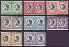 South West Africa 1937 SC 125-132 MH Set Coronation