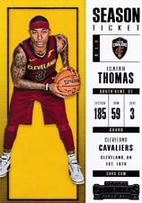 ISAIAH THOMAS 2017-18 PANINI CONTENDERS Basketball cartes à collectionner, #22