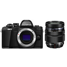 "Olympus OM-D E-M10 Mark II EM10II 12-40mm 16.1mp 3"" Digital Camera New Agsbeagle"