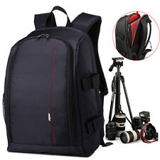 Large Camera Backpack Bag for Canon Nikon DSLR & Mirrorless and Laptop Backpack
