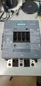 Siemens 3RT1055-6AB36 Contactor