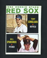 1964 Topps # 287 ROOKIE Tony Conigliaro Red Sox