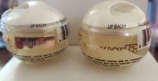 Lot Of  3 Kardashian Beauty Honey Pots Lip Conditioner Natural Tint  #340