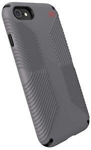 Speck Products Presidio 2 Grip iPhone SE 2020 iPhone 7/8 Graphite Grey/Graphite