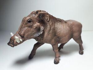2019 New Papo Animal Toy / Figure Warthog