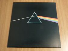 PINK FLOYD DARK SIDE OF THE MOON - UK + POSTERS + STICKERS A4/B3 - EXCELLENT