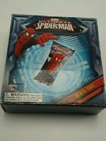 """MARVEL SPIDER MAN INFLATABLE SWIM POOL FLOAT WATER RAFT TOY """"47 X 24"""""""