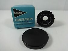 Rodenstock Omegaron Camera Enlarging Len f/4,5-75mm Cat. # 452-023