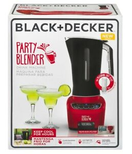 ULTIMATE Party Blender Drink Machine! Black and Decker