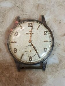 Vintage Zenith Watch for Parts or Repair