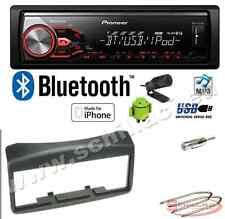 Pioneer MVH-390BT autoradio USB / bluetooth + Kit montaggio per FIAT Multipla d