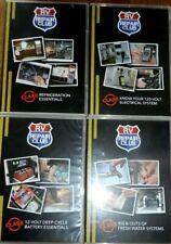 RV Repair Club 4-Dvd Set New A