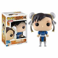 STREET FIGHTER Chun-Li POP! Figura in vinile-NUOVO in Magazzino