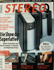 5/97 stereo MARANTZ MODEL 7/MODEL 9, Marantz pm-66, JBL ti 1000, HGP Nightingale