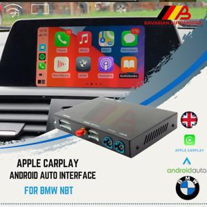 BMW Apple CarPlay Android Auto Interface RETROFIT NBT F07 F10 F15 F20 F25 F30