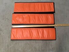 Aircraft Padded Propeller Blade Covers Protectors 3 Each Experimental Lsa Used