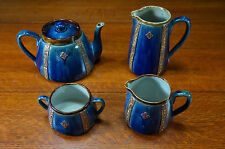 Vintage Royal Doulton 4 Piece Tea Set