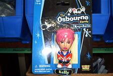 The Osbourne's Kelly Osbourne Keychain New In Pack 2002 Great Stocking Stuffer