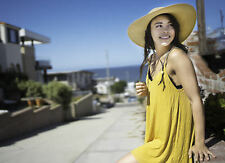 Unisex Wide Brim Sun Beach Large Straw Hat with Chin Strap