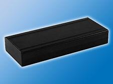 Profilgehäuse   222   Schwarz   ABS   142x57,5x23 mm   Halbschalengehäuse