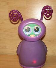 "Mattel Fijit Friend Willa Interactive 9"" Purple Rubber Toy Light Up Talking 9"""