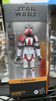 Hasbro Star Wars Black Series Incinerator Trooper 6 inch Action Figure