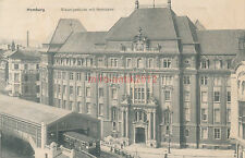 6 x Ak, Altona, Hamburg, 1918 (G)1873