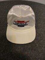 CHEVROLET VINTAGE SATIN TRUCKER SNAP-BACK HAT - ONE SIZE FITS ALL
