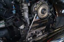 Courroie trapézoïdale Capot Protection Acier Inoxydable Trike Boom REWACO WK Easy VW moteur typ1