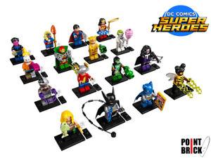 LEGO 71026 MINIFIGURES SERIE DC SUPER HEROES