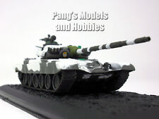T-72 Russian Main Battle Tank 1/72 Scale Die-cast Model by Altaya