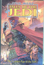 STAR WARS TALES OF THE JEDI GOLDEN AGE OF THE SITH P/B GRAPHIC NOVEL NEW BAGGED